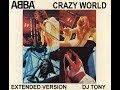 ᗅᗺᗷᗅ - Crazy World (Extended Version - DJ Tony)