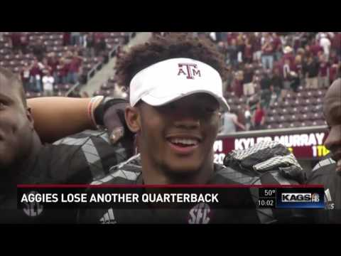 Kyler Murray Leaves Aggie Football Program