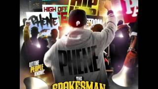 phene- the spokesman