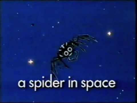 Words and Pictures - The Very Busy Spider - Part 2
