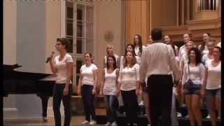 Cancioneta Praga - Oh Happy Day (Sister Act 2)