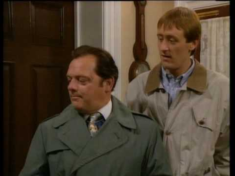 Only Fools and Horses - Uncle Albert and the cat
