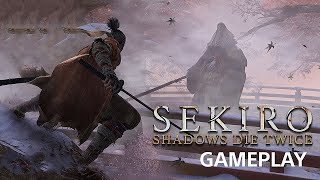 PS4 Games | Sekiro: Shadows Die Twice Gameplay Walkthrough and Corrupted Monk Boss Battle