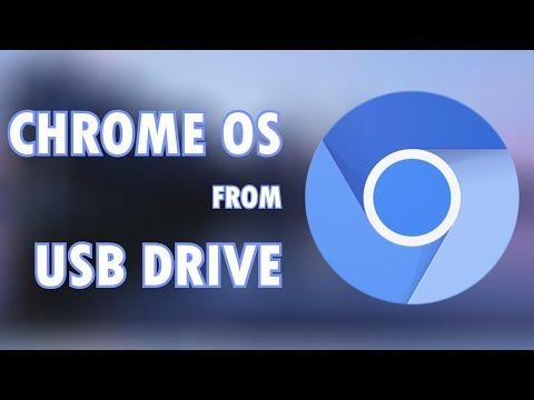 How To Run Google Chrome OS From USB Drive