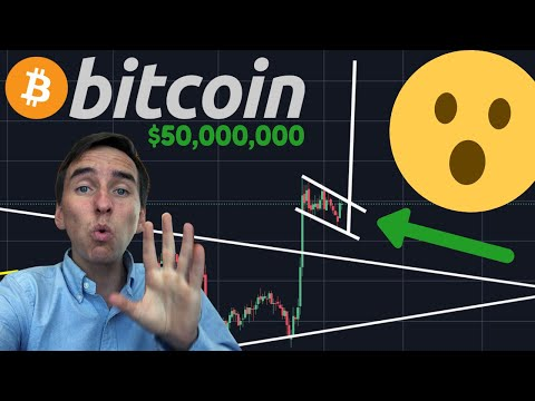SOMEONE JUST BOUGHT $50,000,000 IN BITCOIN AND THE PRICE IS PUMPING!!!