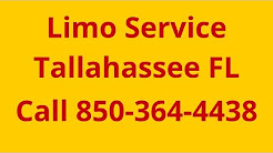 Limo Service Tallahassee FL - 850-364-4438