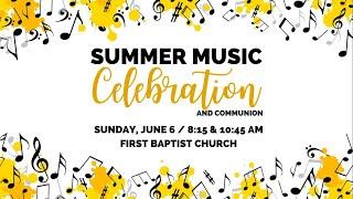 Sumer Music Celebration (JUN 6)