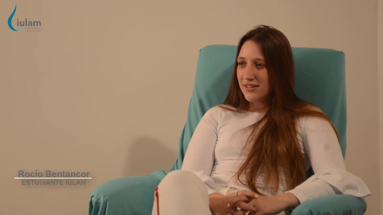 #ExperienciaIulam - Rocío Bentancor