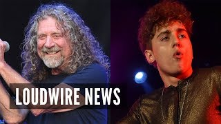 Robert Plant Offers Opinion of Greta Van Fleet