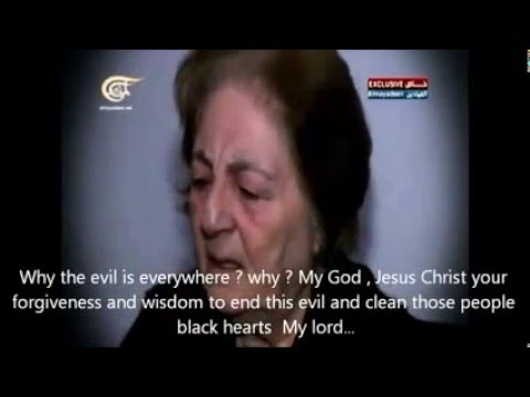 Islamic militants beheaded a Christian in Homs Syria