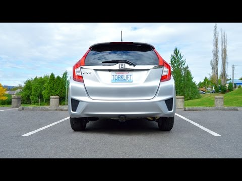 2015 honda fit hidden ecohitch trailer hitch. Black Bedroom Furniture Sets. Home Design Ideas
