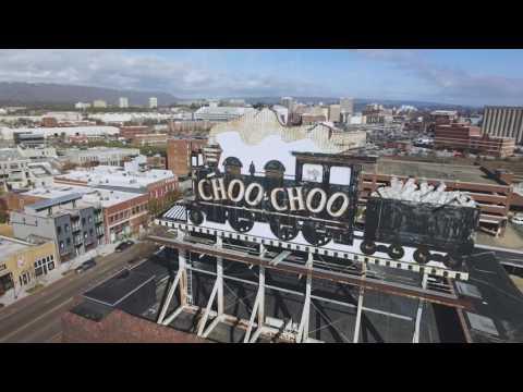 Chattanooga Travel Vlog