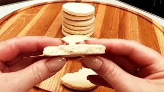 Рассыпчатое, вкусное , постное, печенье проще и быстее просто нет!Crumbly cookies!