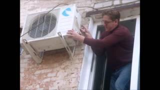 видео Ремонт кондиционеров LG на дому в Симферополь