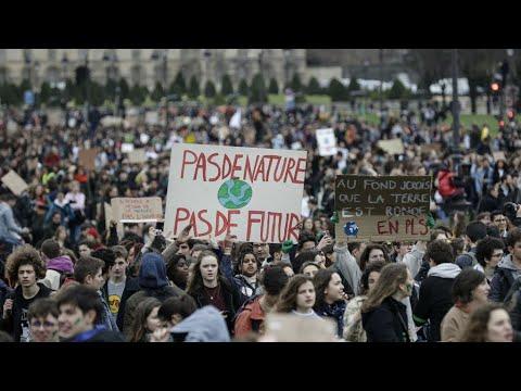 أسبوع المناخ الدولي: إضرابات عالمية من أجل التصدي لمخاطر تغير المناخ  - نشر قبل 58 دقيقة
