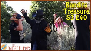 Sneaking Into The Bandits Camp To Steal Medusa's Lure! Bandits Treasure S3 E40