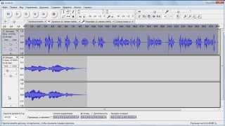 Бесплатный звуковой редактор Audacity как пользоваться(http://www.danilidi.ru/progi/audio/Audacity-how-use-free-sound-editor-rus-version.html подробнее об уроке и его авторе, а также бесплатной программ..., 2014-06-10T09:46:23.000Z)