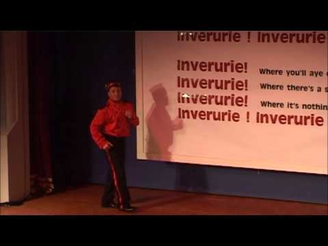 Inverurie Panto 2008 Cinderella Audience Participation Song