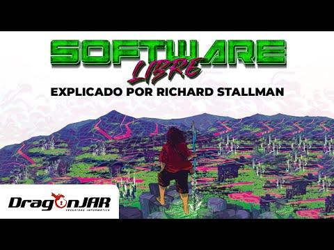Software Libre / Open Source explicado por Richard Stallman