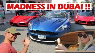 Supercar MADNESS in Dubai ft SupercarBlondie, Supercars of London | Deals on Wheels