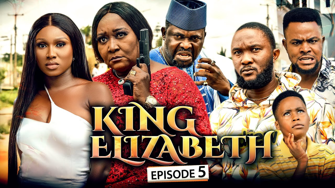 Download KING ELIZABETH 5 (New Movie) Sonia Uche/Ebele Okaro/Rhema Isaac 2021 Latest Nigerian Nollywood Movie