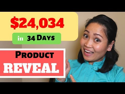 $24,034 in 34 Days - PRODUCT REVEAL! l Shopify Dropshipping thumbnail
