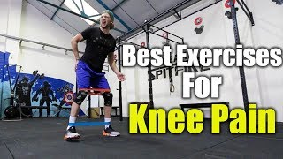 Best Exercises For Knee Pain - Injury Free Knees & Hips