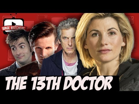 Thoughts About The 13th Doctor & Political Correctness