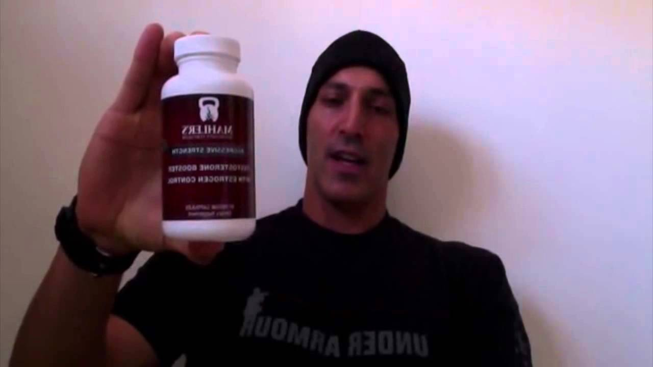 BEST NATURAL TESTOSTERONE BOOSTER - YouTube