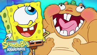 "SpongeBob's New ""Imaginary"" Friend  