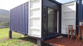 Container Homes South Africa - One Bedroom Unit