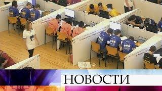 Команда МГУ заняла первое место на Международной студенческой олимпиаде по программированию.