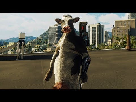 ALL Just Cause 4 Easter Eggs - Part 1