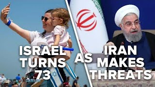 Iran Threatens War as Israel Celebrates Its 73rd Independence Day 04/16/21