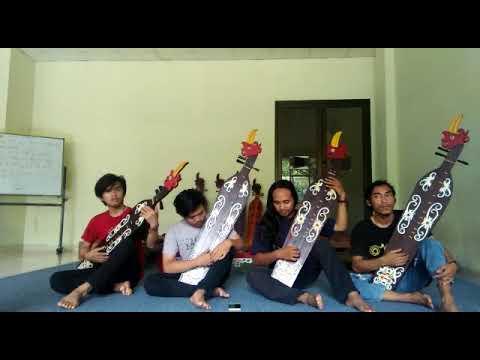 Sape,Sampe',Sape' Instrument (Dayak)