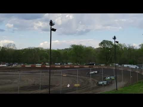 5-5-18 Peoria Speedway SB Late Model Feature #2