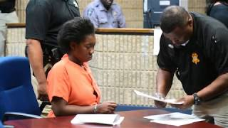 Mother charged in 1-month-old's death in Orangeburg County
