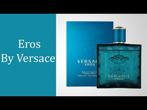 da90f8e9d Eros By Versace نظرة على العطر الرجالي المثير - YouTube