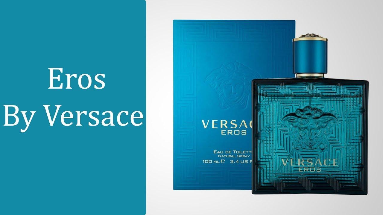 ea11c935f Eros By Versace نظرة على العطر الرجالي المثير - YouTube