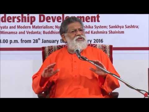 Nyaya & Vaiseshika system - Swami Bodhananda - 2016