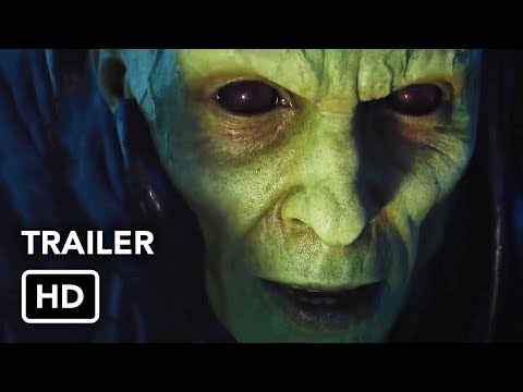 "KRYPTON (Syfy) ""Brainiac"" Trailer - Superman prequel series"