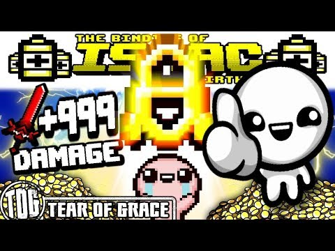The Binding of Isaac AFTERBIRTH: A Doomed Descent | TearofGrace by TearofGrace