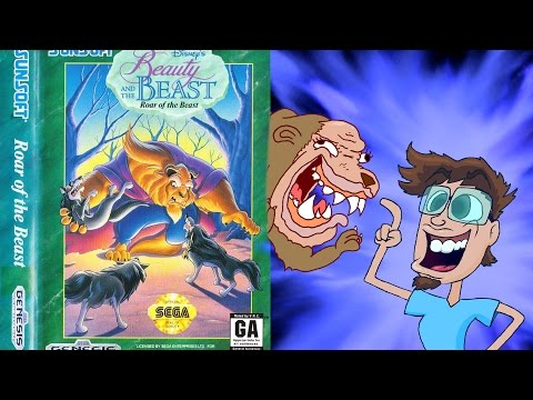 Peter Reviews Beauty and the Beast Roar of the Beast