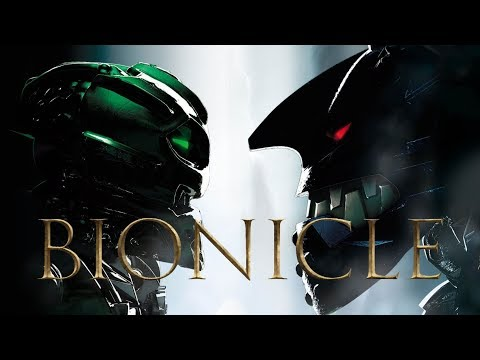 Обзор игр по Бионикл