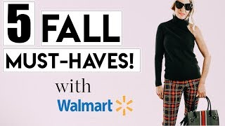 5 Affordable Fall Wardrobe MUST-HAVES!