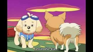 The 18th episode of Wan Wan Serepuu Soreyuke! Tetsunoshin.