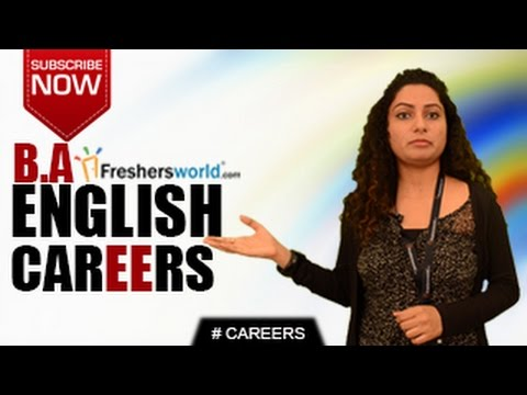 CAREERS IN BA ENGLISH –  MA,P.hD,Teacher,Job Opportunities,Salary Package