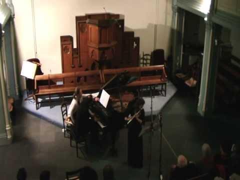 Dimitri TCHESNOKOV - Sonatine pour flute et piano