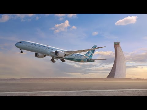 ecoFlights: Building the Future of Sustainable Air Travel | Etihad