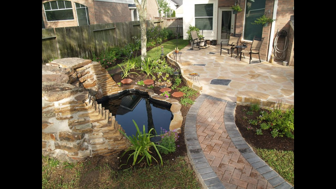 Easy Landscaping Ideas   Landscaping Ideas For Small Front Yard   YouTube